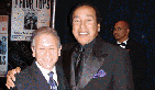 Two of Motown's greatest first tenors reunite as Stuart and The Legendary Smokey Robinson reminisce