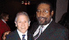 Stuart and famous Motown writer and producer Brian Holland